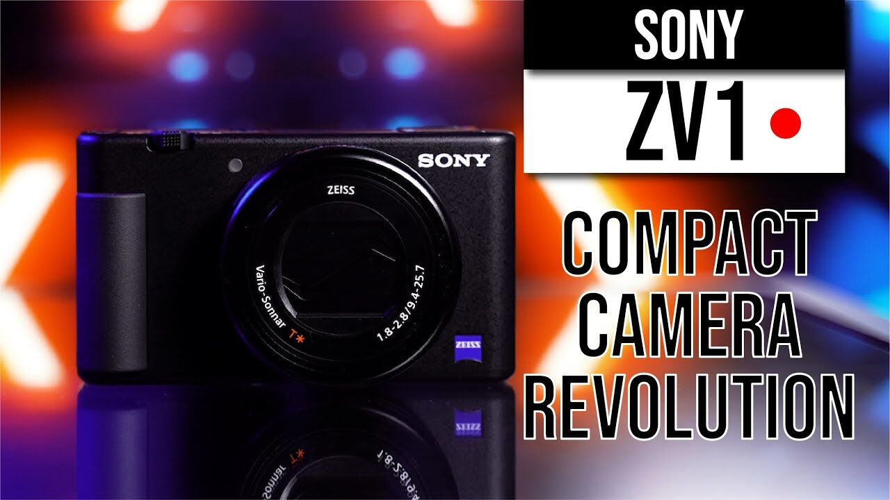 Sony ZV-1 Review - The Content Creator Compact Camera Revolution 21