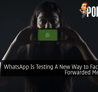 WhatsApp Is Testing A New Way to Fact Check Forwarded Messages