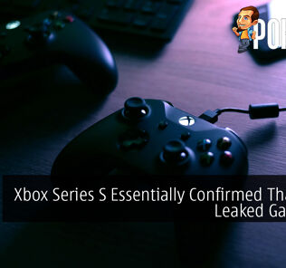 Xbox Series S Essentially Confirmed Thanks to Leaked Gamepad