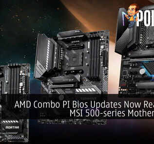 AMD Combo PI Bios Updates Now Ready For MSI 500-series Motherboards 35