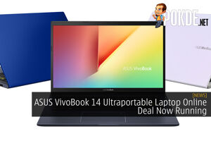 ASUS VivoBook 14 Ultraportable Laptop Online Deal Now Running 26