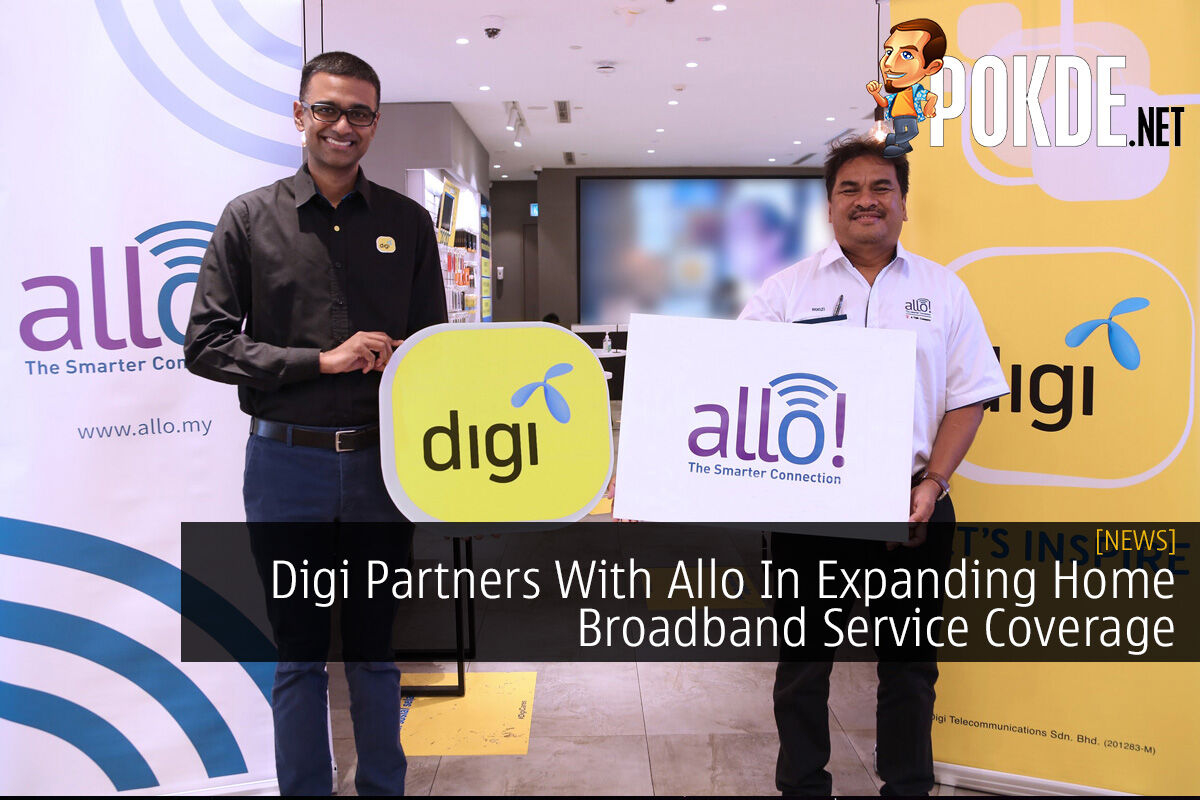 Digi Partners With Allo In Expanding Home Broadband Service Coverage 5