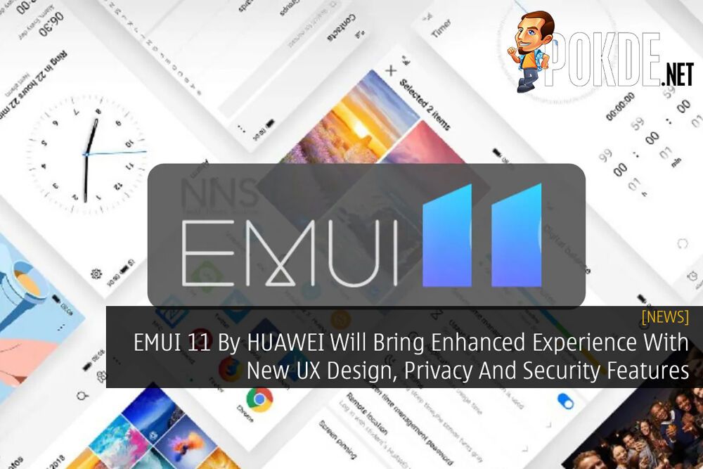 EMUI 11 By HUAWEI Will Bring Enhanced Experience With New UX Design, Privacy And Security Features 17
