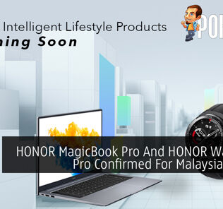 HONOR MagicBook Pro And HONOR Watch GS Pro Confirmed For Malaysia Arrival 23