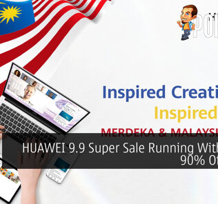 HUAWEI 9.9 Super Sale Running With Up To 90% Off Deals 22