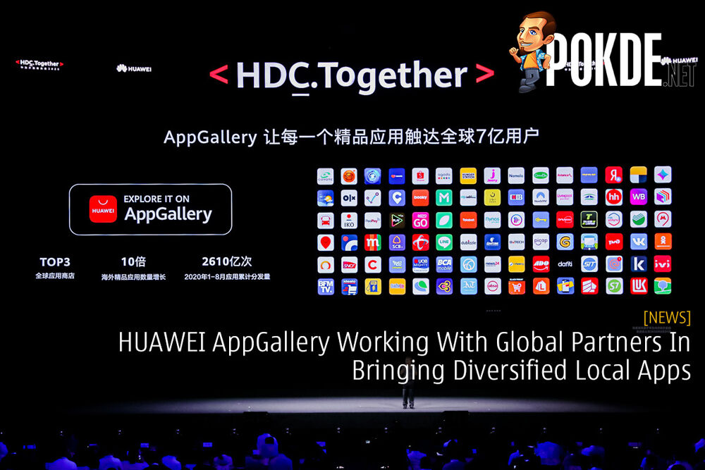 HUAWEI AppGallery Working With Global Partners In Bringing Diversified Local Apps 17