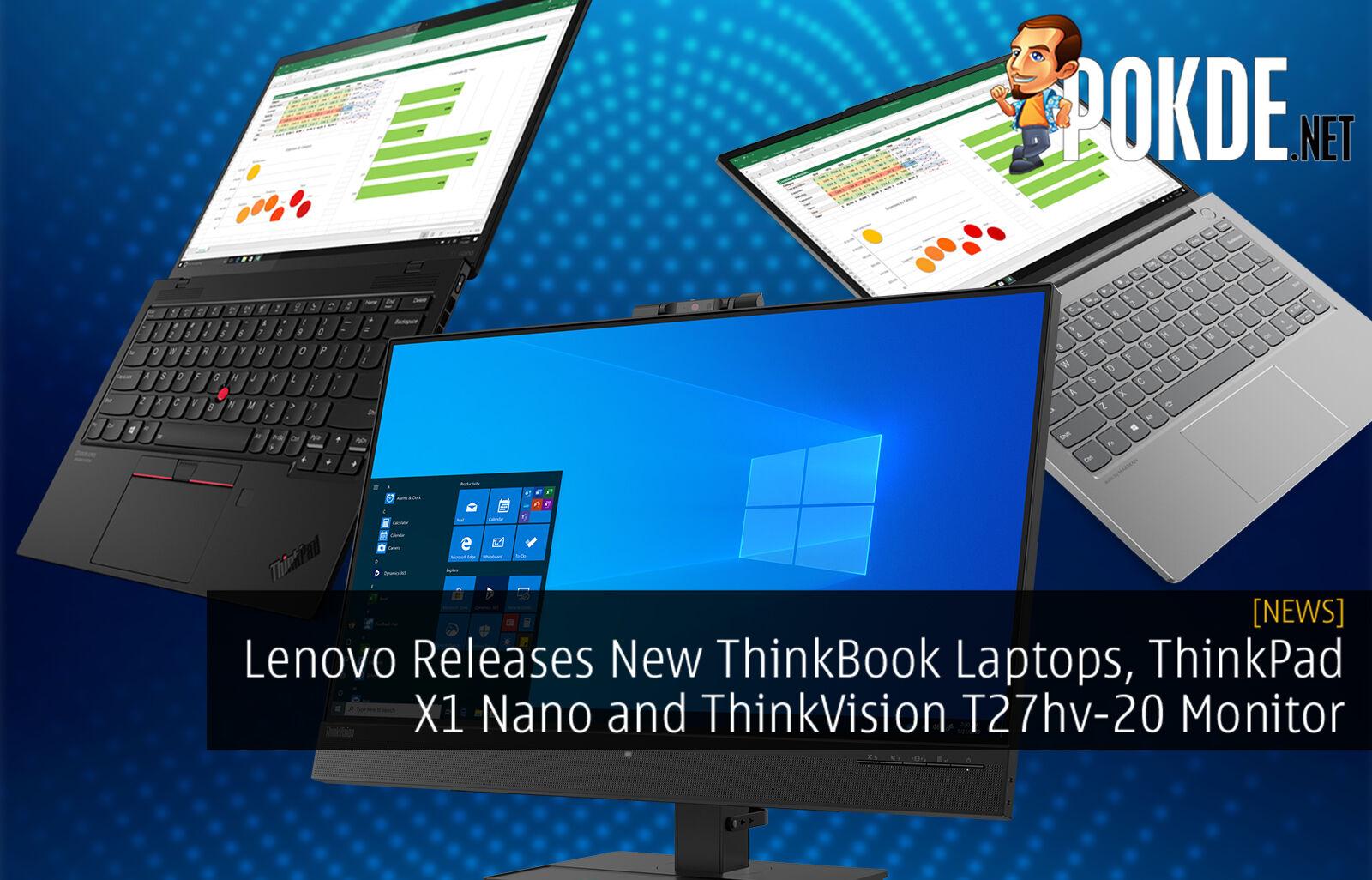 Lenovo ThinkBook ThinkPad X1 Nano
