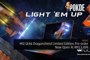 MSI GE66 Dragonshield Limited Edition Pre-order Now Open At RM13,499 33