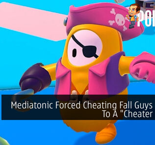 "Mediatonic Forced Cheating Fall Guys Players To A ""Cheater Island"" 25"