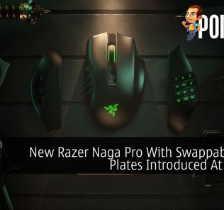 New Razer Naga Pro With Swappable Side Plates Introduced At RM709 22