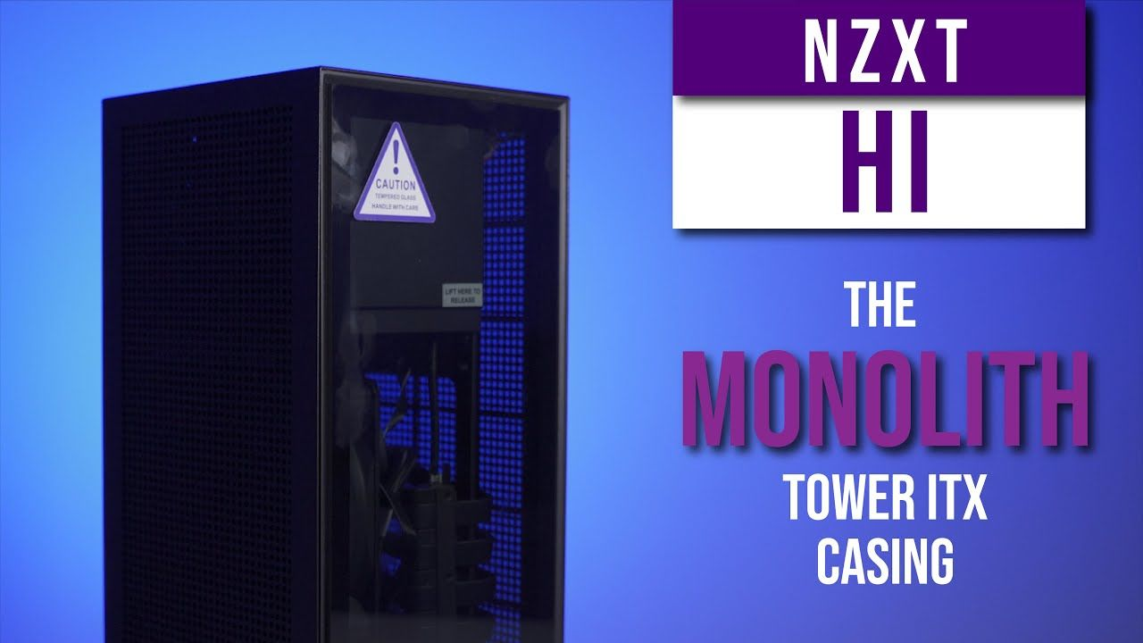 NZXT H1 Review - the SIMPLEST case to build an ITX build in? 21