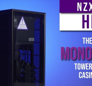 NZXT H1 Review - the SIMPLEST case to build an ITX build in? 19