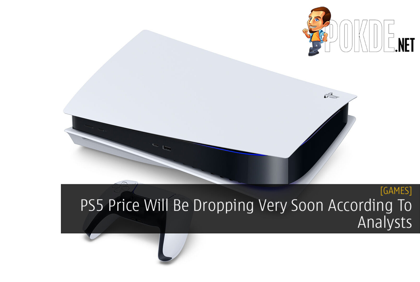 PS5 Price Drop cover