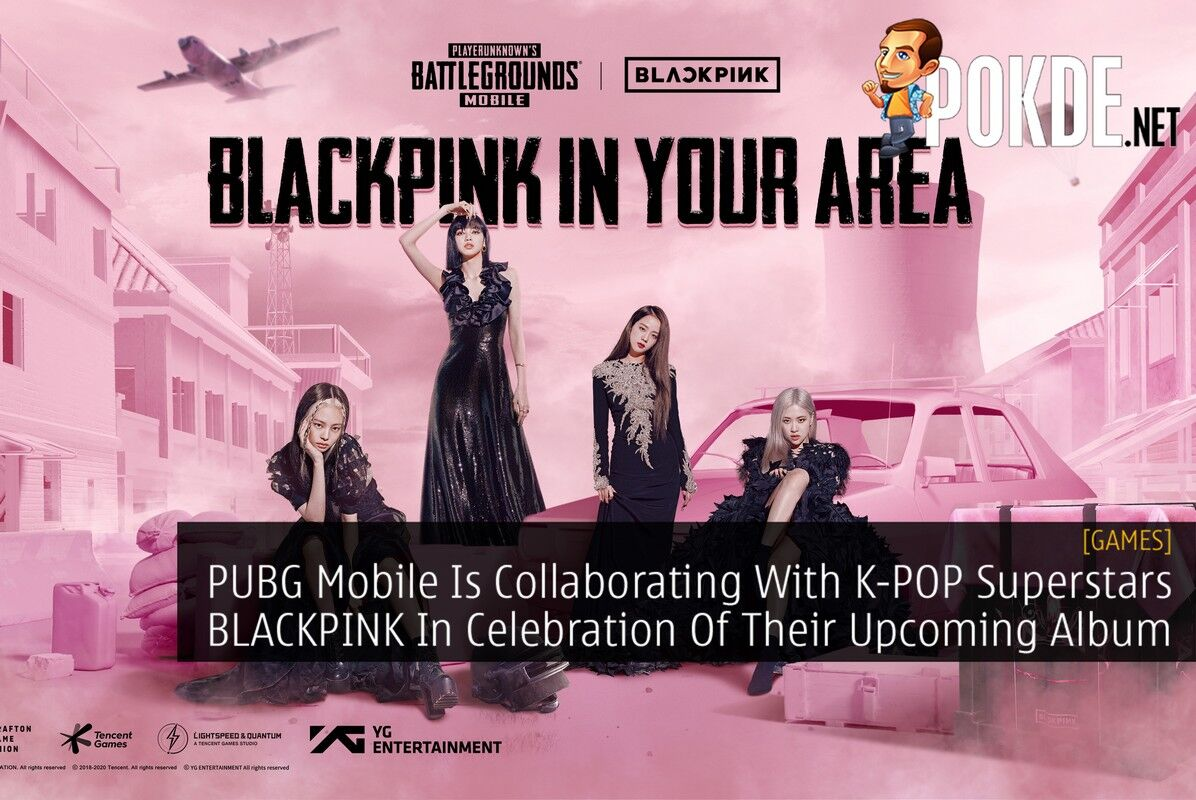 PUBG Mobile X BLACKPINK cover