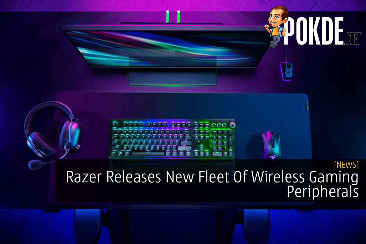 Razer Releases New Fleet Of Wireless Gaming Peripherals 5