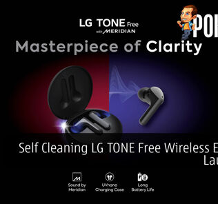Self Cleaning LG TONE Free Wireless Earbuds Launched 26