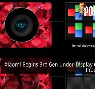 Xiaomi Begins 3rd Gen Under-Display Camera Production 45