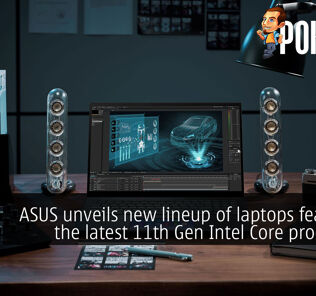 asus new laptops 11th gen intel core cover