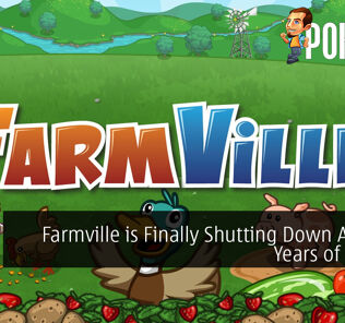 Farmville is Finally Shutting Down After 11 Years of Service