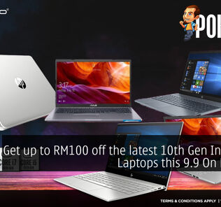 get rm100 vouchers latest 10th gen intel core laptops this 9.9 lazada cover