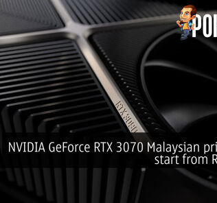 nvidia geforce rtx 3070 malaysian pricing rm2399 cover