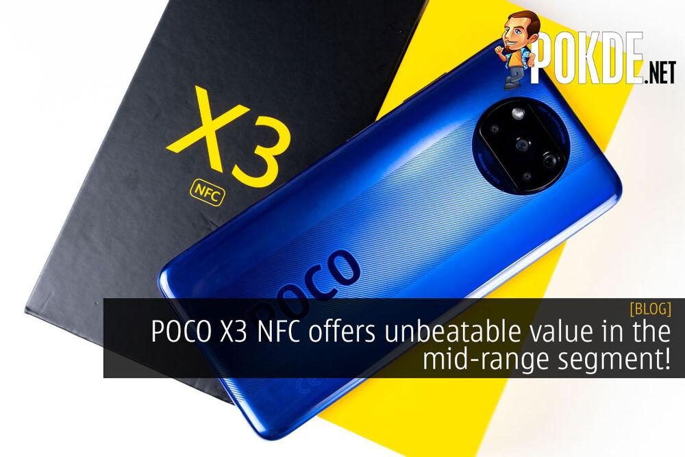 poco x3 nfc value mid range cover
