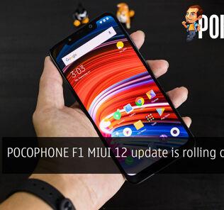 pocophone f1 miui 12 update cover