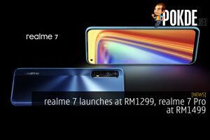 realme 7 series cover