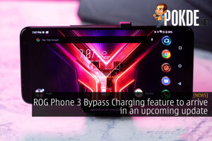 ROG Phone 3 Bypass Charging feature to arrive in an upcoming update 23
