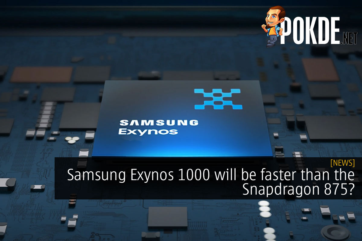 Samsung Exynos 1000 will be faster than the Snapdragon 875? 4