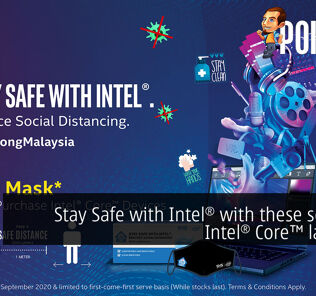 Stay Safe with Intel with these selected Intel Core laptops! 24