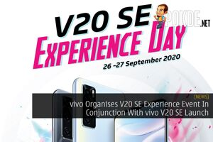 vivo V20 SE Experience Day cover