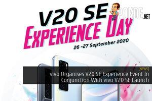 vivo V20 SE Experience Day cover