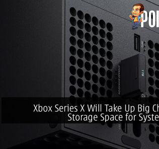 Xbox Series X Will Take Up Big Chunk of Storage Space for System Files