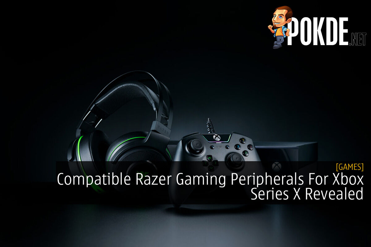 Compatible Razer Gaming Peripherals For Xbox Series X Revealed 6