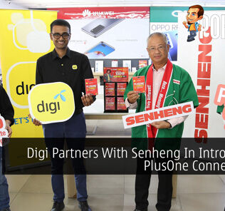 Digi Partners With Senheng In Introducing PlusOne Connect Plan 23