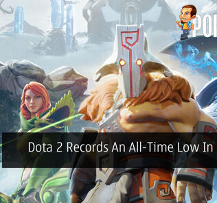 Dota 2 Records An All-Time Low In Players 23
