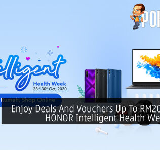 Enjoy Deals And Vouchers Up To RM200 With HONOR Intelligent Health Week Sale 22