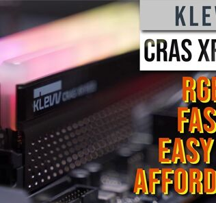 Klevv Cras XR RGB Full Review 22