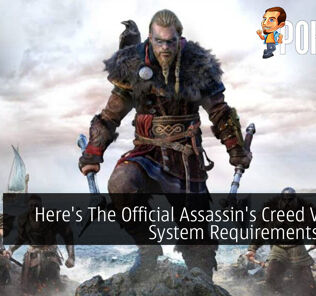 Here's The Official Assassin's Creed Valhalla System Requirements For PC 22