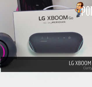 LG XBOOM Go PL5 Review — Clarity On The Go 25