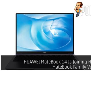 HUAWEI MateBook 14 cover