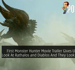 Monster Hunter Movie Cover