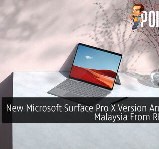 New Microsoft Surface Pro X Version Arrives In Malaysia From RM6,999 21