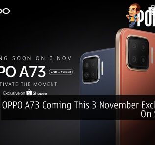 OPPO A73 Coming This 3 November Exclusively On Shopee 27