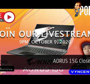 PokdeLIVE 78 — AORUS 15G Closer Look! 21