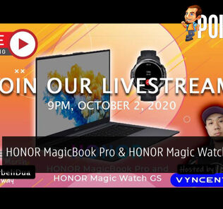 PokdeLIVE 77 — HONOR MagicBook Pro & HONOR Magic Watch GS Pro 22