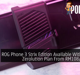 ROG Phone 3 Strix Edition Available With Maxis Zerolution Plan From RM108/month 24