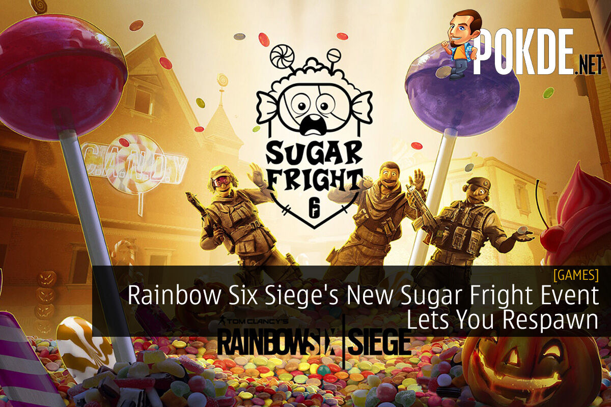 Rainbow Six Siege's New Sugar Fright Event Lets You Respawn 5