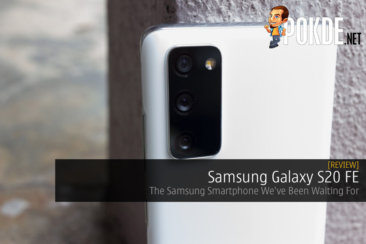 Samsung Galaxy S20 FE Review — The Samsung Smartphone We've Been Waiting For 5